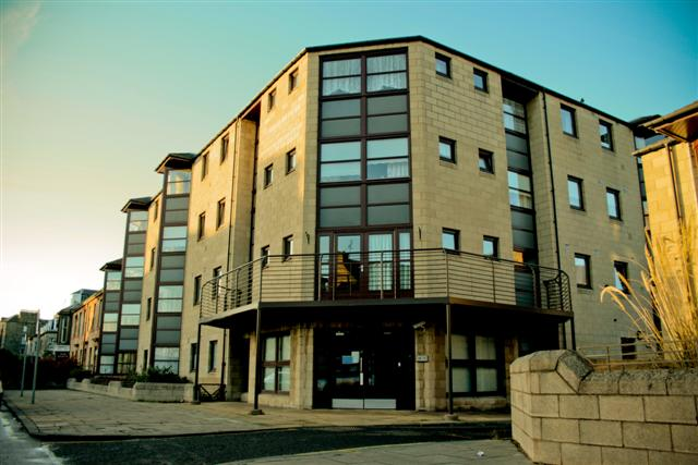 St Nicholas Court sheltered housing